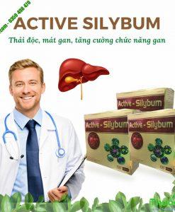 Sản phẩm active silybum