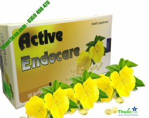 Active endocare giúp cân bằng nội tiết tố nữ, hết sạm da, bốc hỏa, chảy xệ ảnh 4