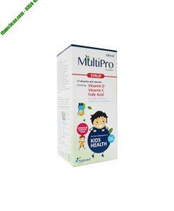 Multipro Junior 120ml, bổ sung 17 loại vitamin