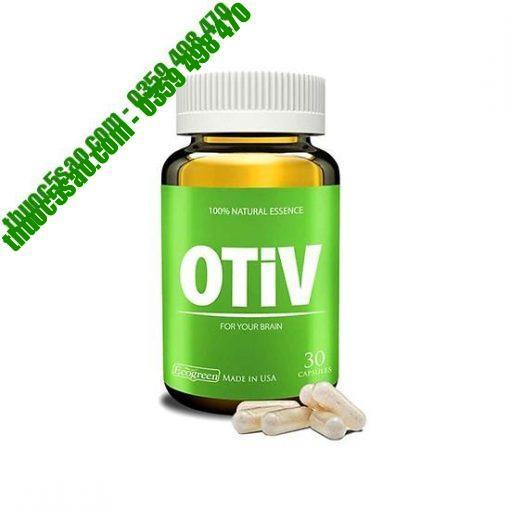 OTiV dành cho người mất ngủ, đau đầu, khó tập chung, căng thẳng