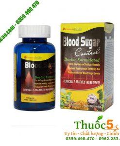 Blood Sugar - Ổn định lượng đường trong máu, lùi tiểu đường