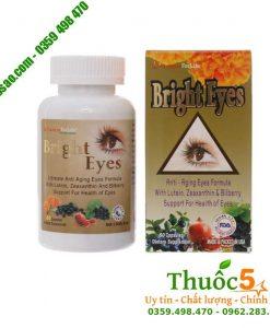Bright Eyes - Giúp mắt sáng khỏe, ngăn ngừa tật khúc xạ
