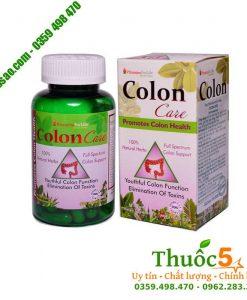 Colon Care - Giải độc đường ruột, điều trị đại tràng, hàng USA