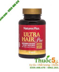 Nature's Plus Ultra Hair Plus - Chăm sóc tóc cho nam, nữ giới