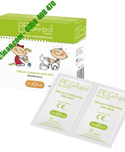 PEGinpol - Hỗ trợ nhuận tràng, trị táo bón cho trẻ dạng bột hàng Ý