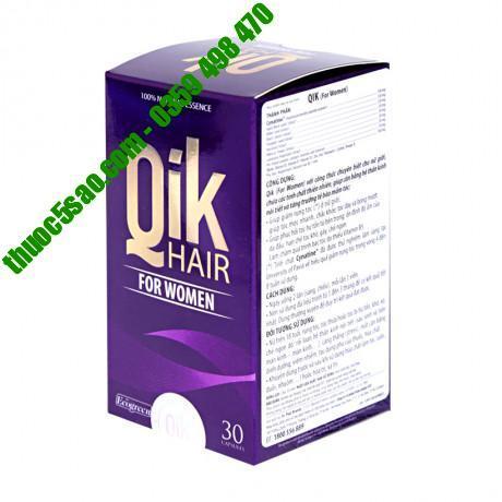 QIK Hair For Women