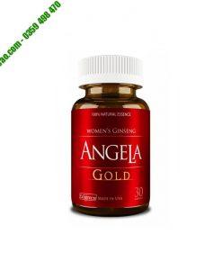 Sâm Angela Gold - Hỗ trợ nám, sạm da, nếp nhăn và sinh lý nữ