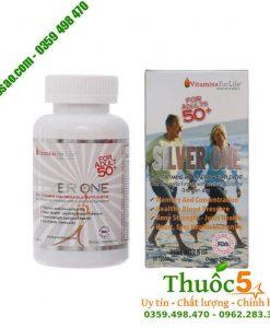 Silver One - Bổ sung vitamin dành cho người trên 50 tuổi.