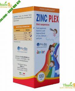 zinc plex bổ sung kẽm