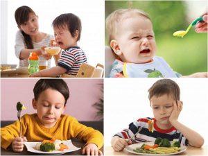 Con biếng ăn, chậm lớn và đề kháng kém mẹ phải làm sao?