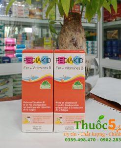 Pediakid Fer + Vitamines B