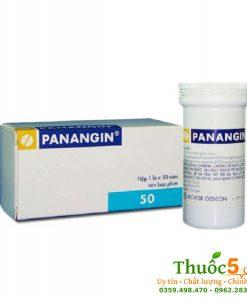 Thuốc Panangin® là thuốc gì? Công dụng và cách sử dụng cập nhập 2020