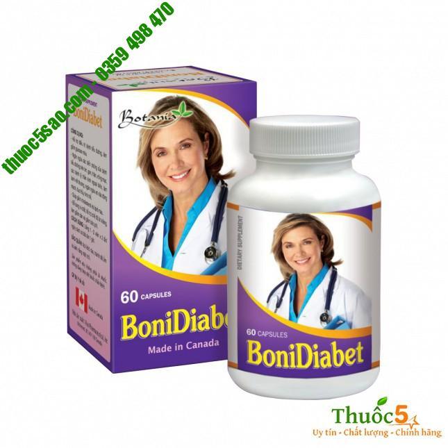 [GIÁ GỐC] BoniDiabet hỗ trợ biến chứng bệnh tiểu đường chính hãng