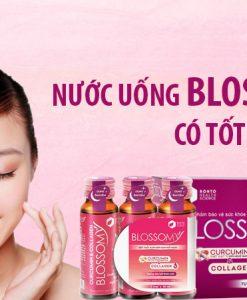 [REVIEW] Blossomy - Nước uống giúp sáng da, khỏe dạ dày 1