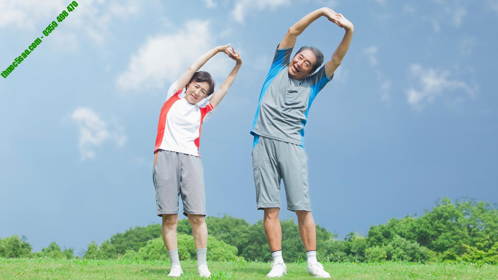 Bên cạnh việc sử dụng Lohha Trí Não thì luyện tập thể dục thể thao, có nếp sống lành mạnh sẽ giúp tình trạng bệnh lý nhanh chóng cải thiện