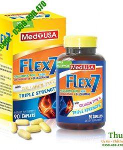 MediUSA Flex 7 - Viên uống bổ xương khớp