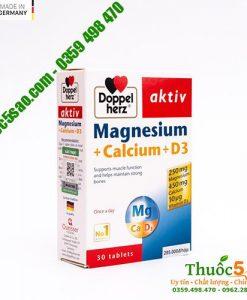 Magnesium Calcium +D3 AKtiv