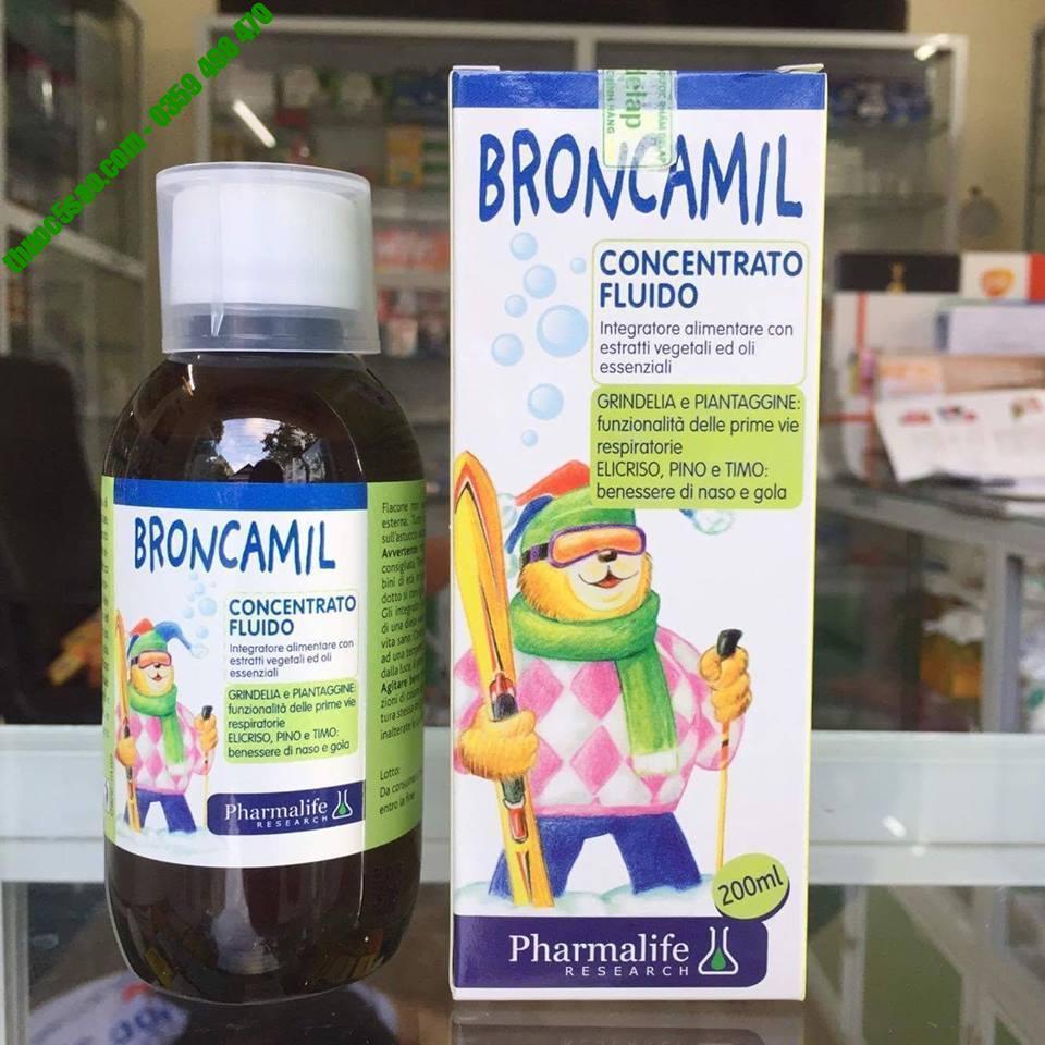 Đặt Broncamil Bimbi tại nhà thuốc 5 Sao với mức giá tốt, địa chỉ uy tín tin cậy cho quý khách hàng