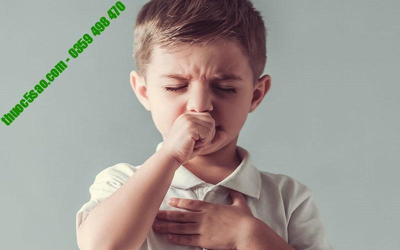 Khi bị ho, các bậc phụ huynh nên lựa chọn những sản phẩm có chiết xuất từ thảo dược để an toàn cho sức khỏe của bé