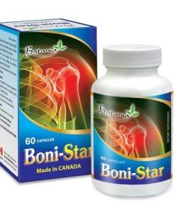 Boni Star giúp hỗ trợ điều trị các bệnh về xương khớp