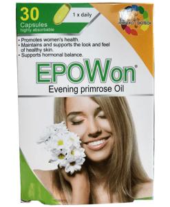 EPOwon hỗ trợ cân bằng nội tiết tố nữ