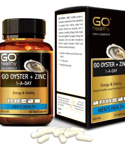 Go Oyster + ZinC 1-A-DAY tinh hàu hỗ trợ sinh lý nam