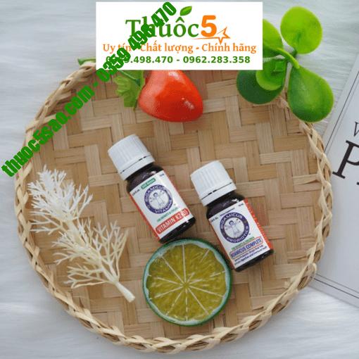Bioamicus Vitamin D3+K2 hỗ trợ tăng chiều cao cho trẻ