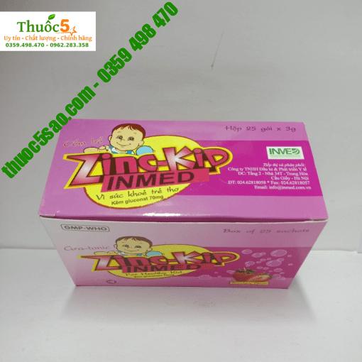 ZinC-Kid Inmed bổ sung kẽm cho trẻ