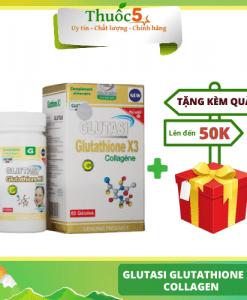 Glutasi Glutathione X3 Collagen