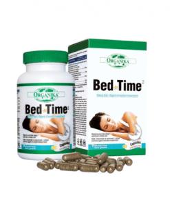 Organika BedTime viên uống hỗ trợ ngủ ngon hộp 60 viên