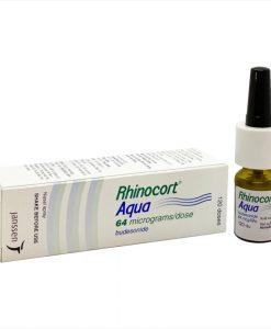 Rhinocort Aqua thuốc xịt trị viêm mũi dị ứng