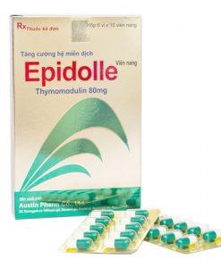 Epidolle 80mg tăng cường hệ miễn dịch, phòng chống ung thư