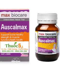 Auscalmax hỗ trợ phát triển chiều cao, chắc xương