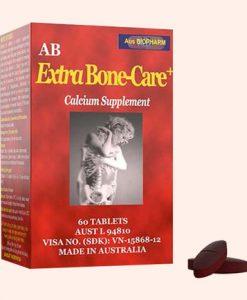 AB Extra Bone Care viên uống trị loãng xương hộp 60 viên