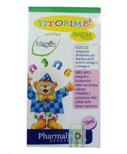 Fitobimbi Omega Junior bổ sung DHA và omega cho bé hộp 30ml