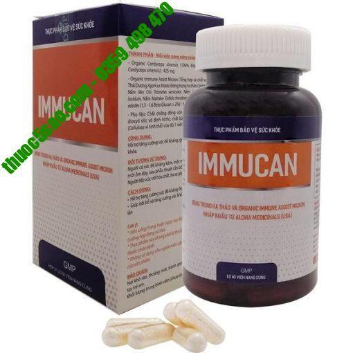 immucan-thuốc tăng sức đề kháng