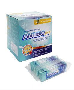 Antibio Pro cân bằng hệ vi sinh đường ruột