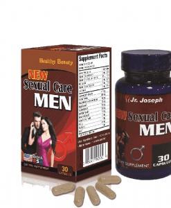 New sexual care Men hỗ trợ tăng sinh lý hộp 30 viên