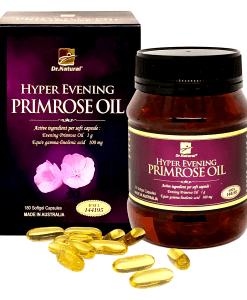 Hyper evening primrose oil hỗ trợ bổ sung nội tiết hộp 180 viên