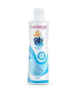 Lactacyd BB 250ml sữa tắm trị rôm sảy cho bé chai 250ml