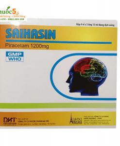 Saihasin 1200mg điều trị suy giảm trí nhớ, sa sút trí tuệ