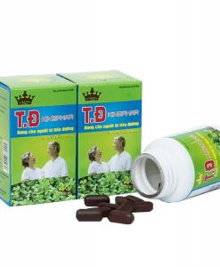 T.Đ Kingphar hỗ trợ kiểm soát đường huyết