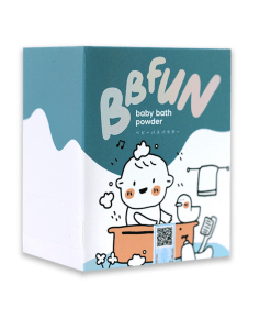 Bột Tắm Trẻ Em BBFUN cho làn da bé hộp 20 gói