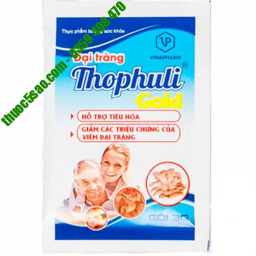 Đại tràng Thophuli hỗ trợ hệ tiêu hóa