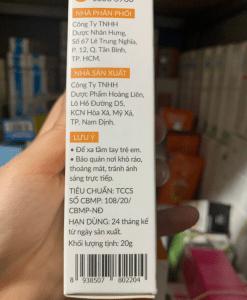 OATRUM GOLD - Gel kháng khuẩn, giảm thâm mụn