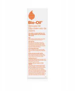 Bio-Oil 200ml giúp giảm rạn da, làm mờ sẹo