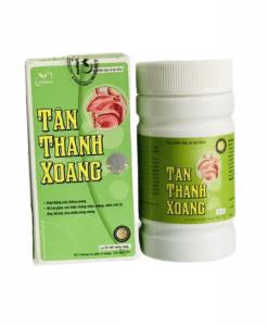 Tân Thanh Xoang hỗ trợ điều trị viêm xoang