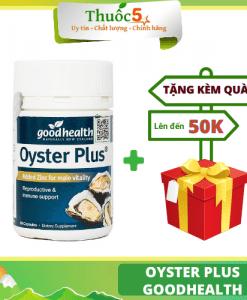 Oyster Plus Goodhealth