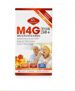 M4G Multi bố sung vitamin và khoáng chất hộp 30 viên