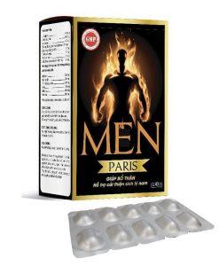 [GIÁ GỐC] MEN PARIS giúp làm tăng ham muốn hộp 40 viên
